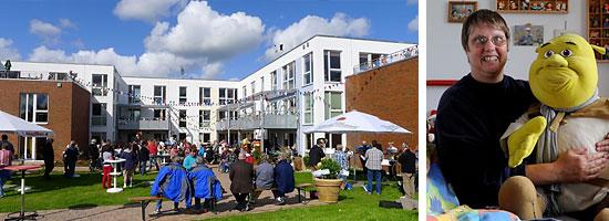 PARITÄTISCHES Haus Schöneberg gGmbH Haus Töft, Gartenstr. 3, 25938, Germany