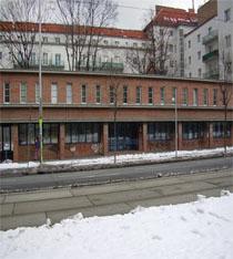 ÖHTB - Domeshof/Margaretengürtel , Margaretengürtel 126 - 134/1a, 1050, Austria