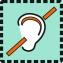 gehörlose Menschen: Vorübergehend geeignet