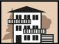 Wohnstätte mit unterschiedlich großen Wohngruppen