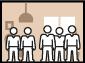 Wohngruppen für mehr als 3 Personen