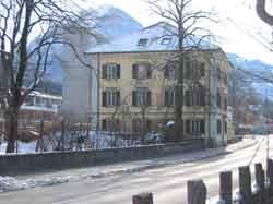 Caritas Vorarlberg  Wohngemeinschaft Vinzenz , St. Peterstraße 3, 6700, Austria