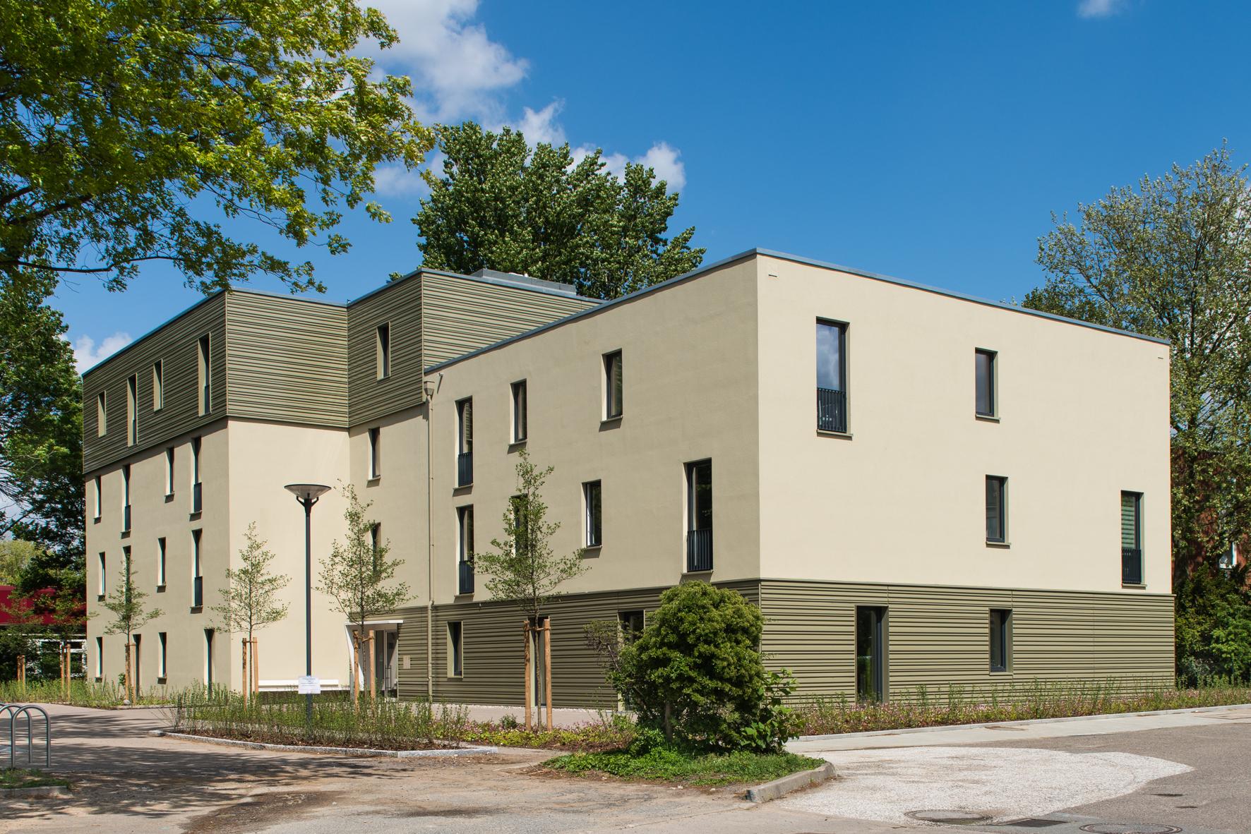 f & w fördern und wohnen AöR , Hermann-Westphal-Straße 7, 21107, Germany